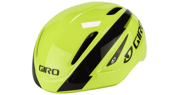 Giro Air Attack Kask żółty/czarny